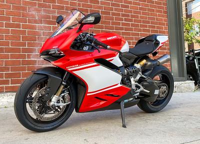 Ducati 1299 Superleggera (JF) on IMA