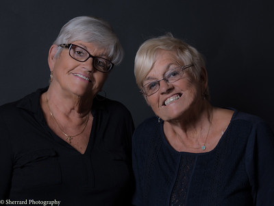 Carol & Connie