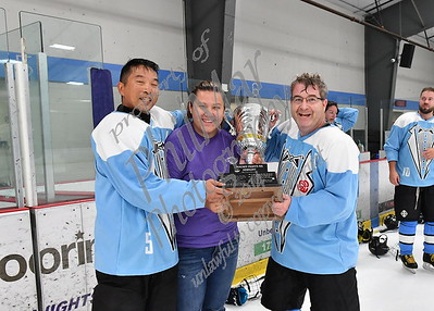 Co-Ed White Championship - Plan B vs Montreal Millionaire