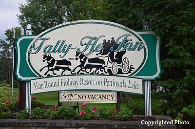 16-09-10 ECN Fall Meeting - Sept 9-11 - Tally Ho