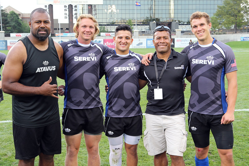 Athlete Gallery 2015 Serevi Rugbytown 7's August 14-16