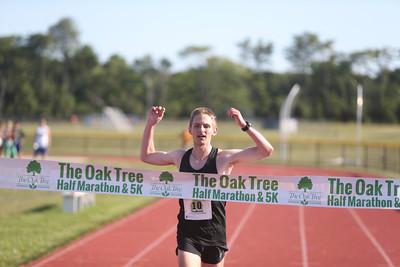 Oak Tree Half (2016)