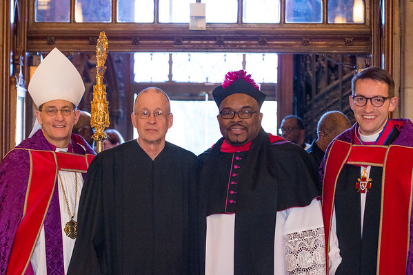 Induction of Canons to the Cathedral