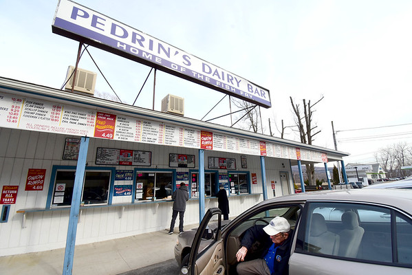 Pedrin's Dairy Bar open for season - 032819