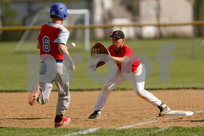 Eminence vs Bethesda Baseball 4-24-17