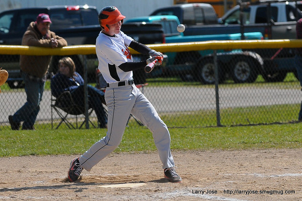 Jonesville Spring Sports 2012