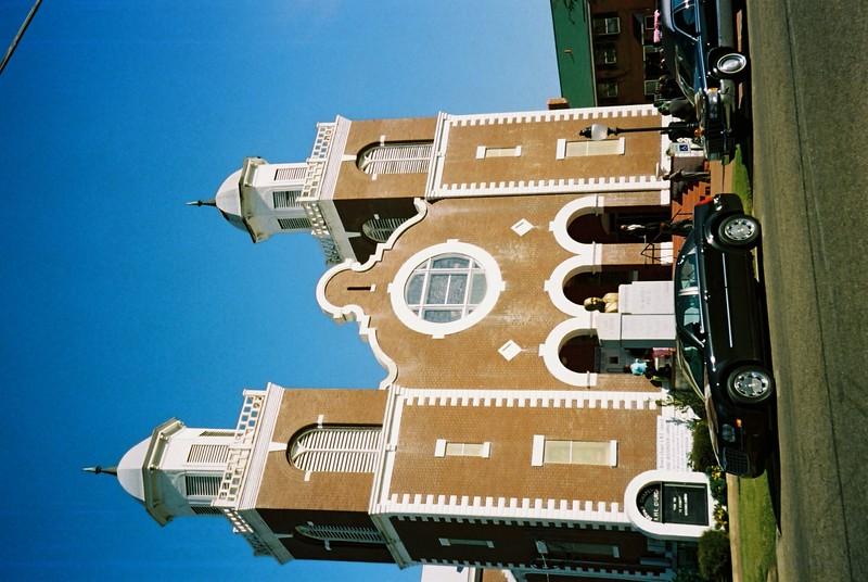 Brown Chapel AME in Selma - Bob Durkee