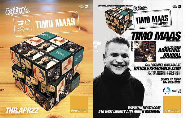 Necto, Timo Maas