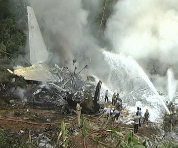 Mangalore Air Crash - India