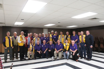 Dodgeville Lions Awards Nigh 10-14-19