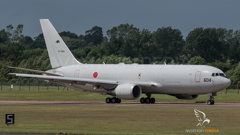 JASDF 602 Hikotai / Boeing B767-2FK(ER) 07-3604