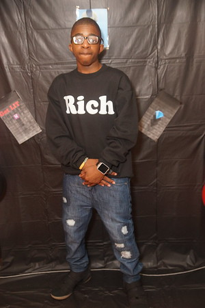 Rich's 17th Birthday celebration