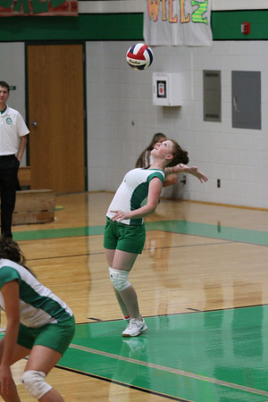 JV White Volleyball