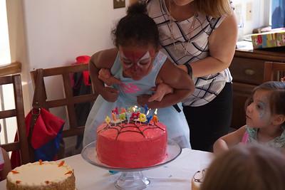 Edie's 3rd Birthday