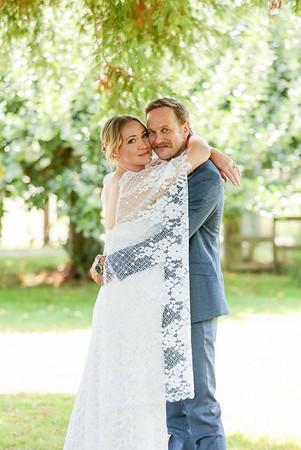 Intimate Wedding, Fall City Farms ~Washington ~ Jared & Katie