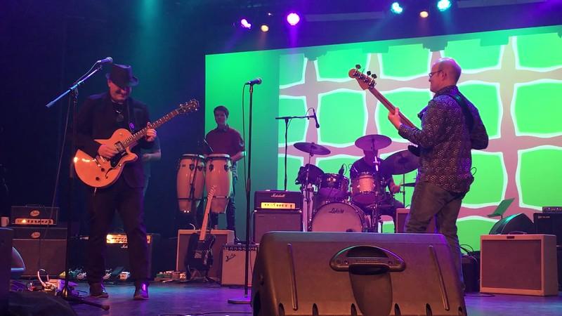 The Mood plays Santana - Europa