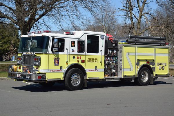 Iselin Fire Company- Woodbridge Fire District #9