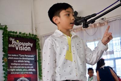 Musical Literary Contest 2018-2019