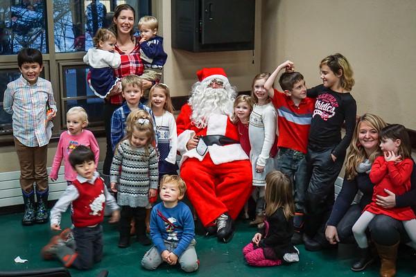 Kids Christmas at Cardigan!