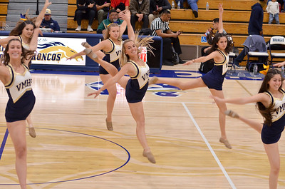 Dance BB vs. Mesa