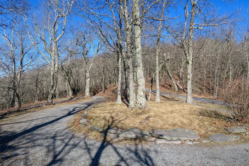 Flat Top Road -- 4,340'
