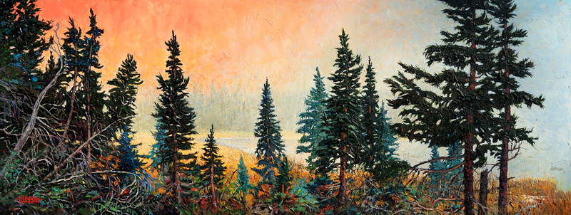 Northwest Landscape Paintings