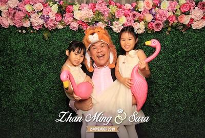 Zhan Ming & Sara