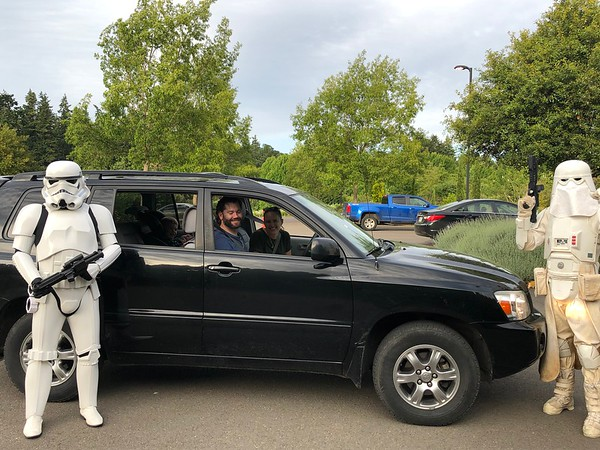 Star Wars: TRSW (Drive-in Movie) - Silverton, OR