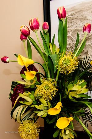 2018-03-23 TOH Flower Arrangements