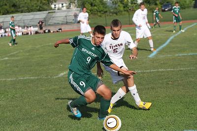 Arcadia v Olympia boys soccer 9 6 12