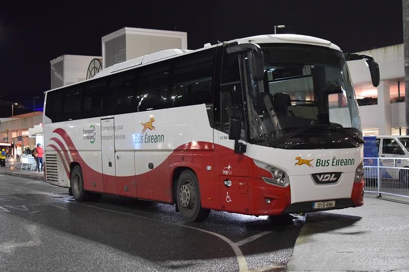 LC306 Dublin Airport 20 December 2019