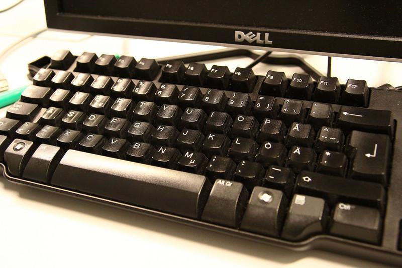 Finnish keyboard