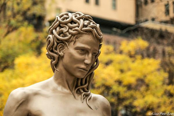 2020 Luciano Garbati - Medusa With the Head of Perseus