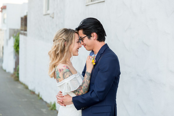 Megan & Matt Wedding in San Francisco