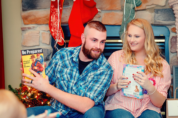 Timmy and Jennifer's Gender Reveal 12-15-18