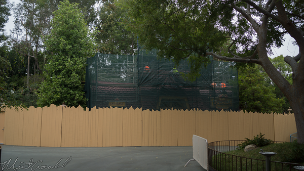 Disneyland Resort, Disneyland, Fantasyland, Mickey, Toon, Town, Train, Railroad, Depot, Station, Refurbishment, Refurbish, Refurb