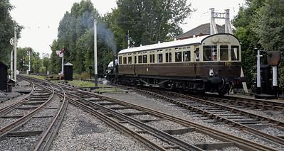 Didcot Railway Centre, 2010