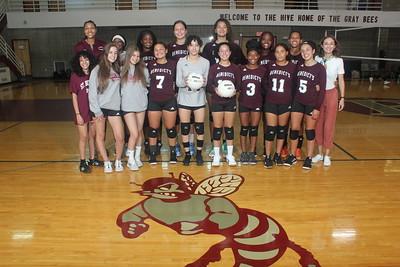 SBP Girls Volleyball vs Morristown-Beard