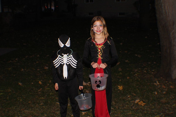 Lester Prairie trick-or-treaters – Halloween 2018
