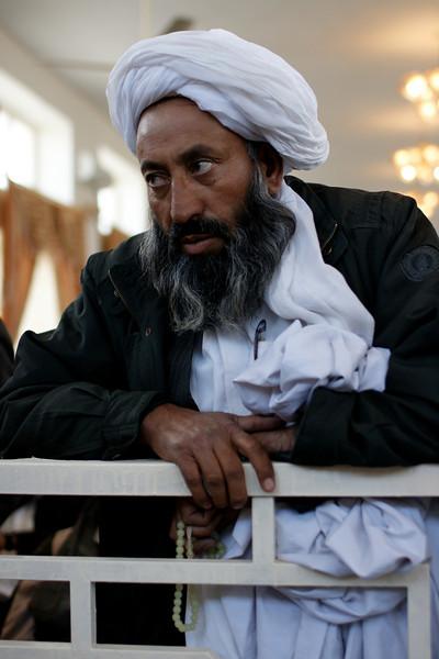 Afghanistan Helmand School Jiirga
