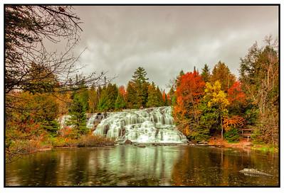 Michigan - Bond Falls