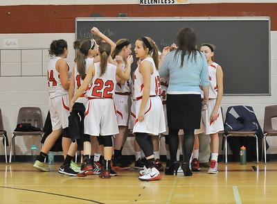 Girls Basketball 7th Grade