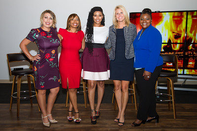 """NSN St. Louis Presents """"The Future Is Female"""" Executive Panel 09-20-18"""