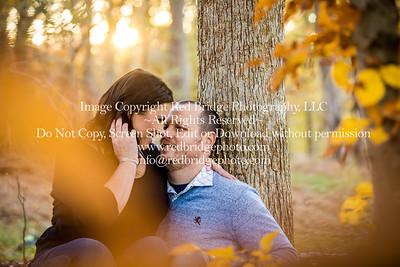 Kimberly & Andrew : Engagement in Hillsboro, NC