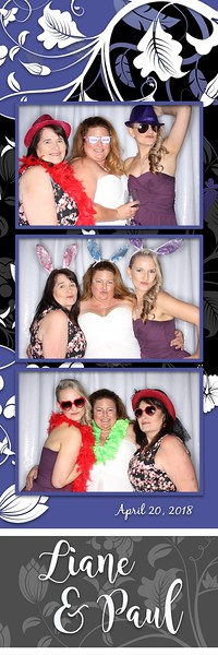 Paul & Liane Anderson's Photo Booth Pictures