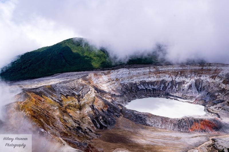 Poas Volcano 1