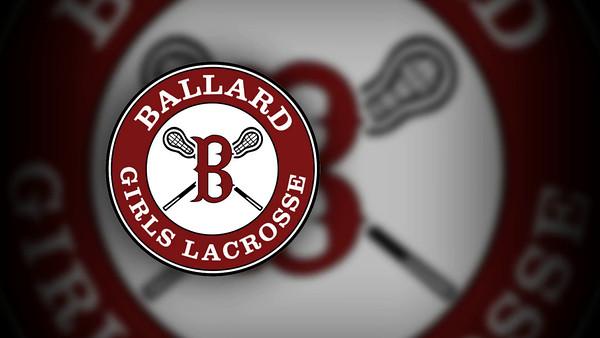 Ballard Girls Lacrosse 2015-2016