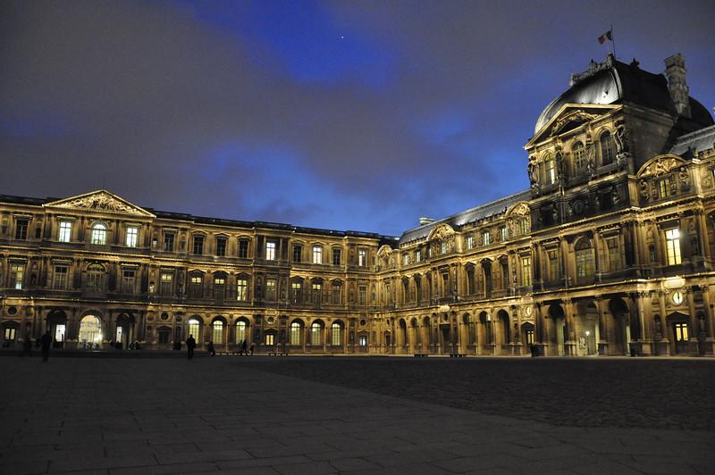 © Felipe Popovics Louvre