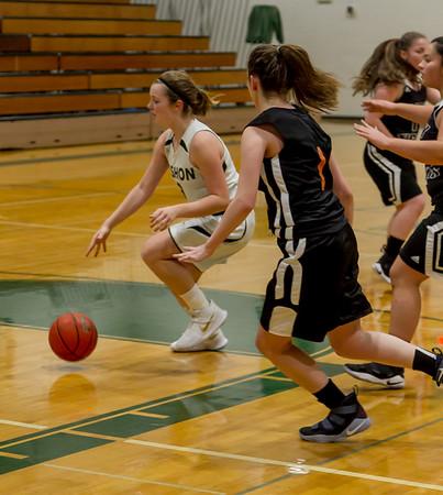 Set two: Girls JV Basketball v Granite Falls