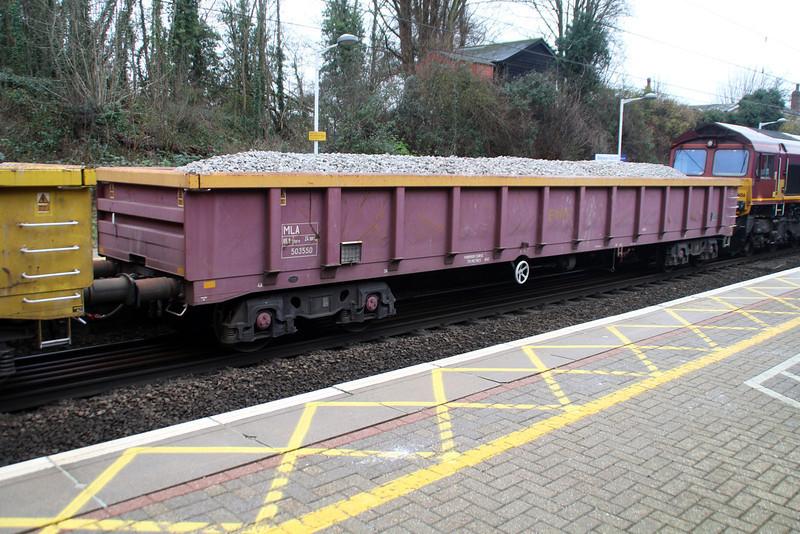 MLA 503550 at Welwyn North  12/01/14.